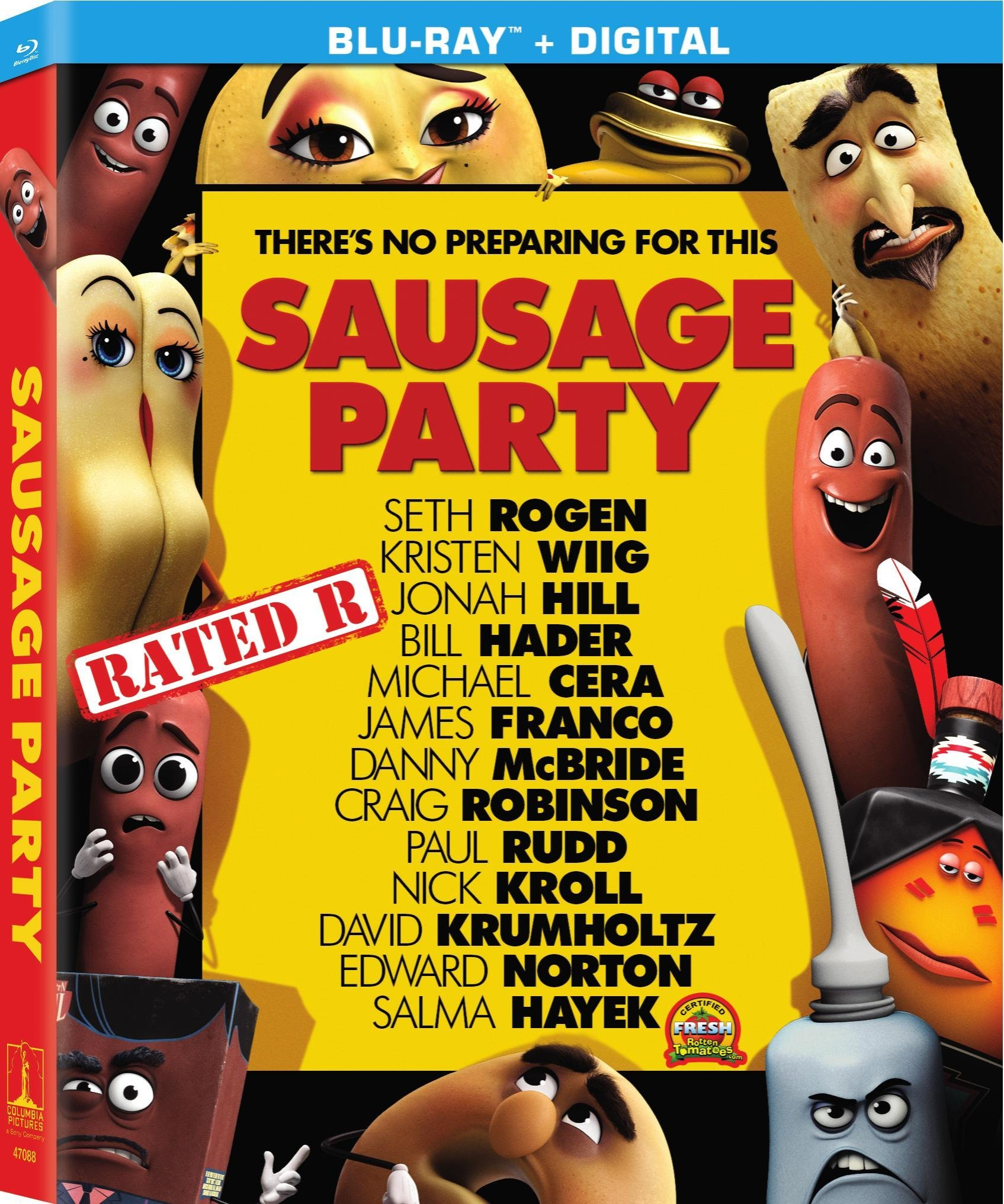 Sausage Party (2016) poster image