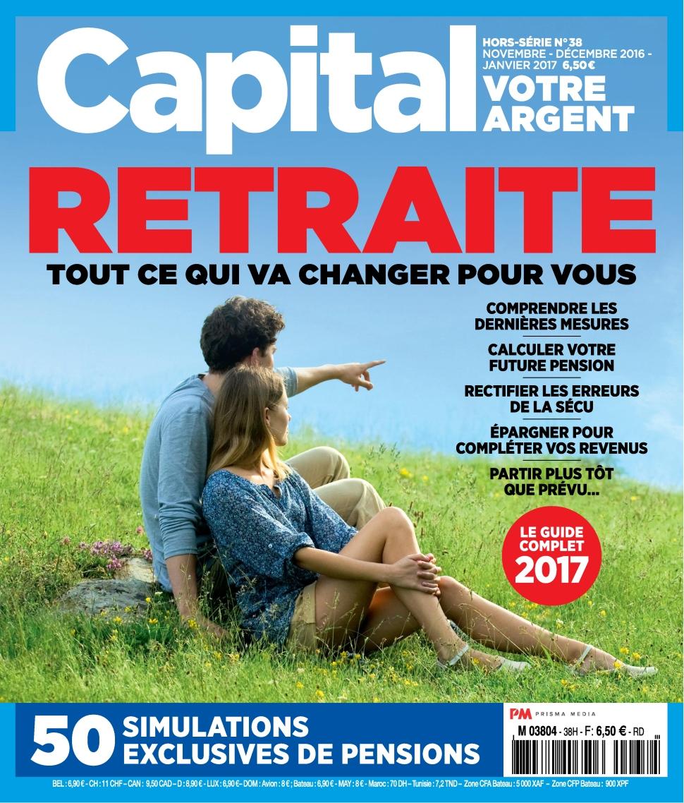 Capital HS 45 - Novembre-Décembre 2016 - Janvier 2017