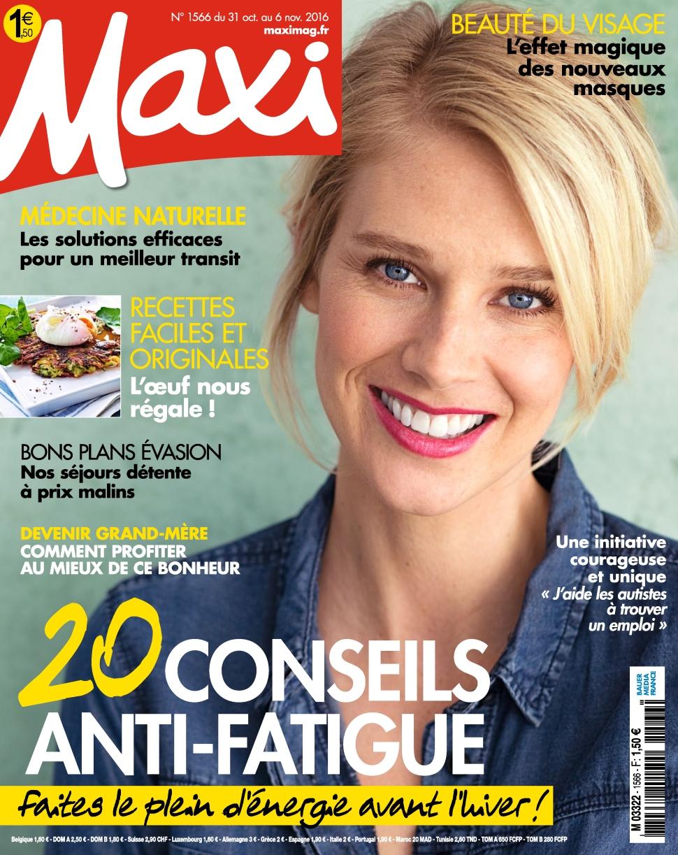Maxi 1566 - 31 Octobre au 06 Novembre 2016