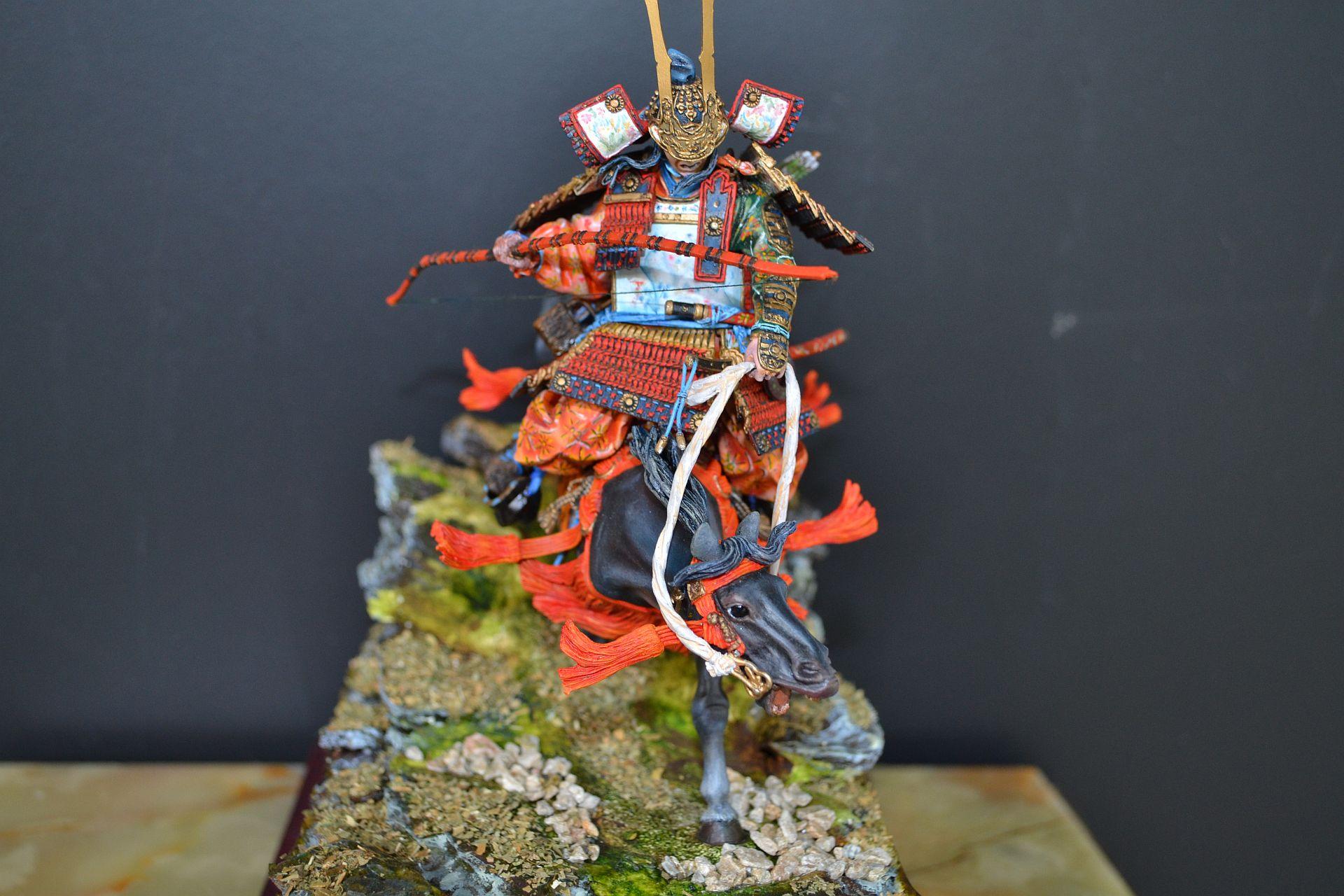 figurine pegaso - samouraï 90 mm - Page 3 161024014337388868
