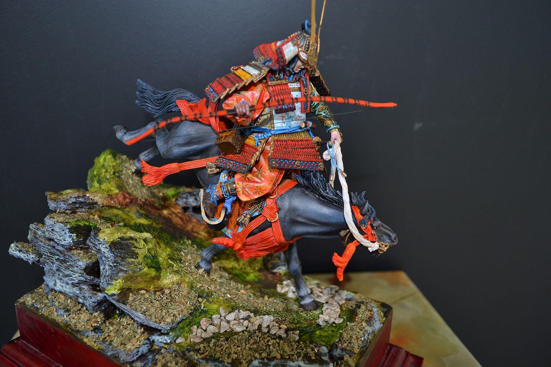 figurine pegaso - samouraï 90 mm - Page 3 16102401434022864
