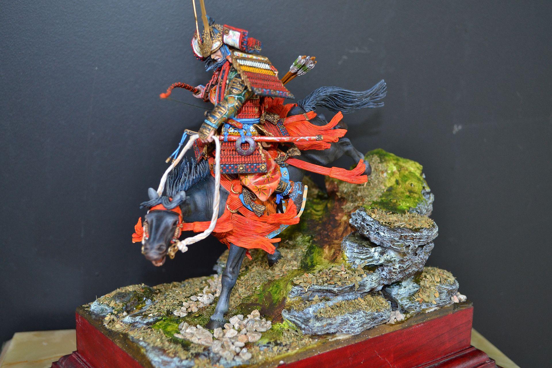 figurine pegaso - samouraï 90 mm - Page 3 161024014343161874