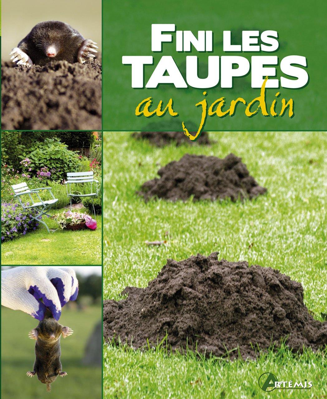 Fini les taupes au jardin