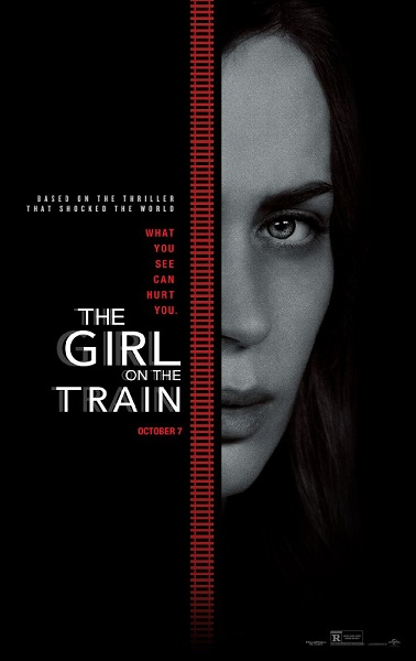 Dziewczyna z pociągu / The Girl on the Train (2016) PL.BDRip.XviD-KiT / Lektor PL