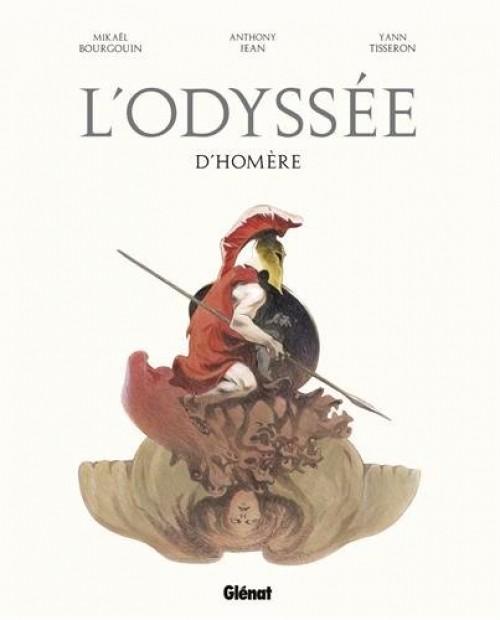 L'Odyssée d'Homère (livre illustré)