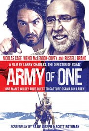 Army of One (2016) poster image