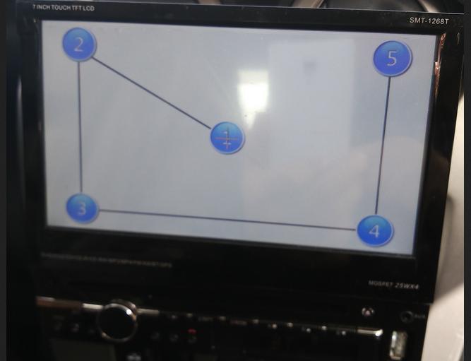 ecran autoradio smart SMT-1268T