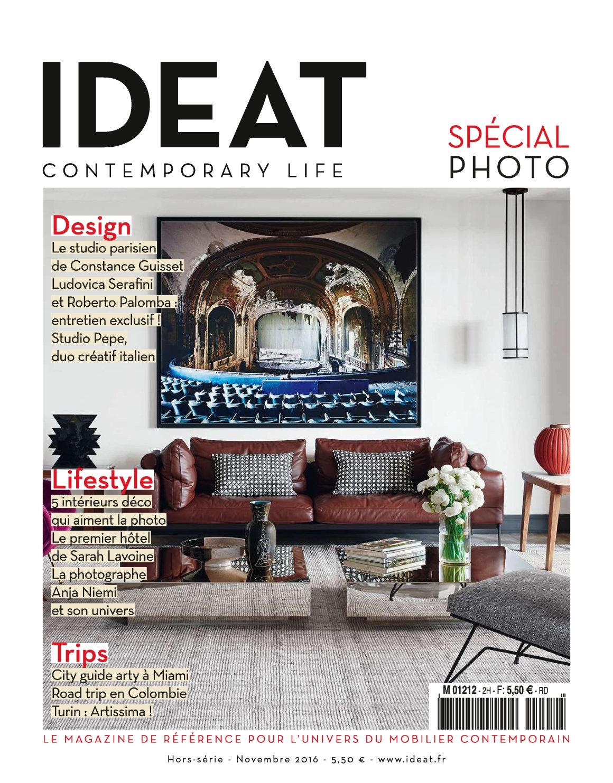 Ideat Hors Série spécial 2 - Novembre 2016