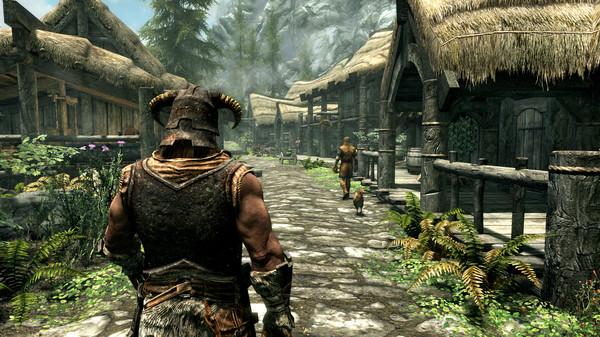 The Elder Scrolls V: Skyrim image 1