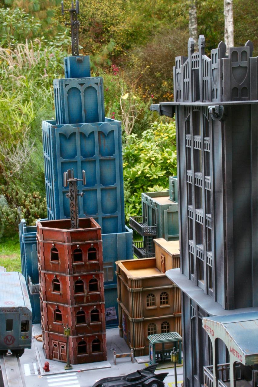 L'atelier de Lien : début de tables Gotham.. 161028105747805792