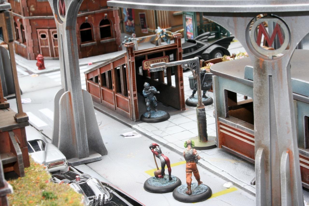 L'atelier de Lien : début de tables Gotham.. 161028105839481207