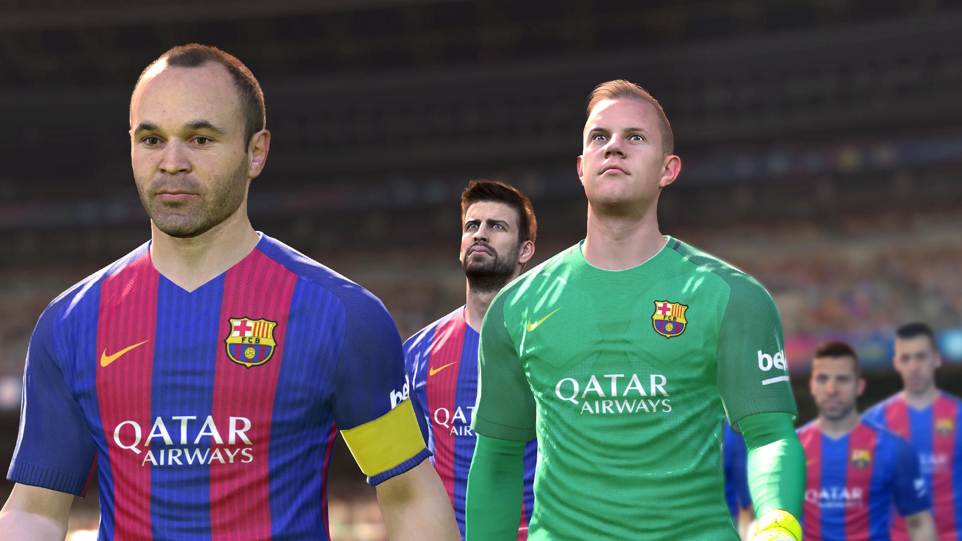 Pro Evolution Soccer 2017 image 1