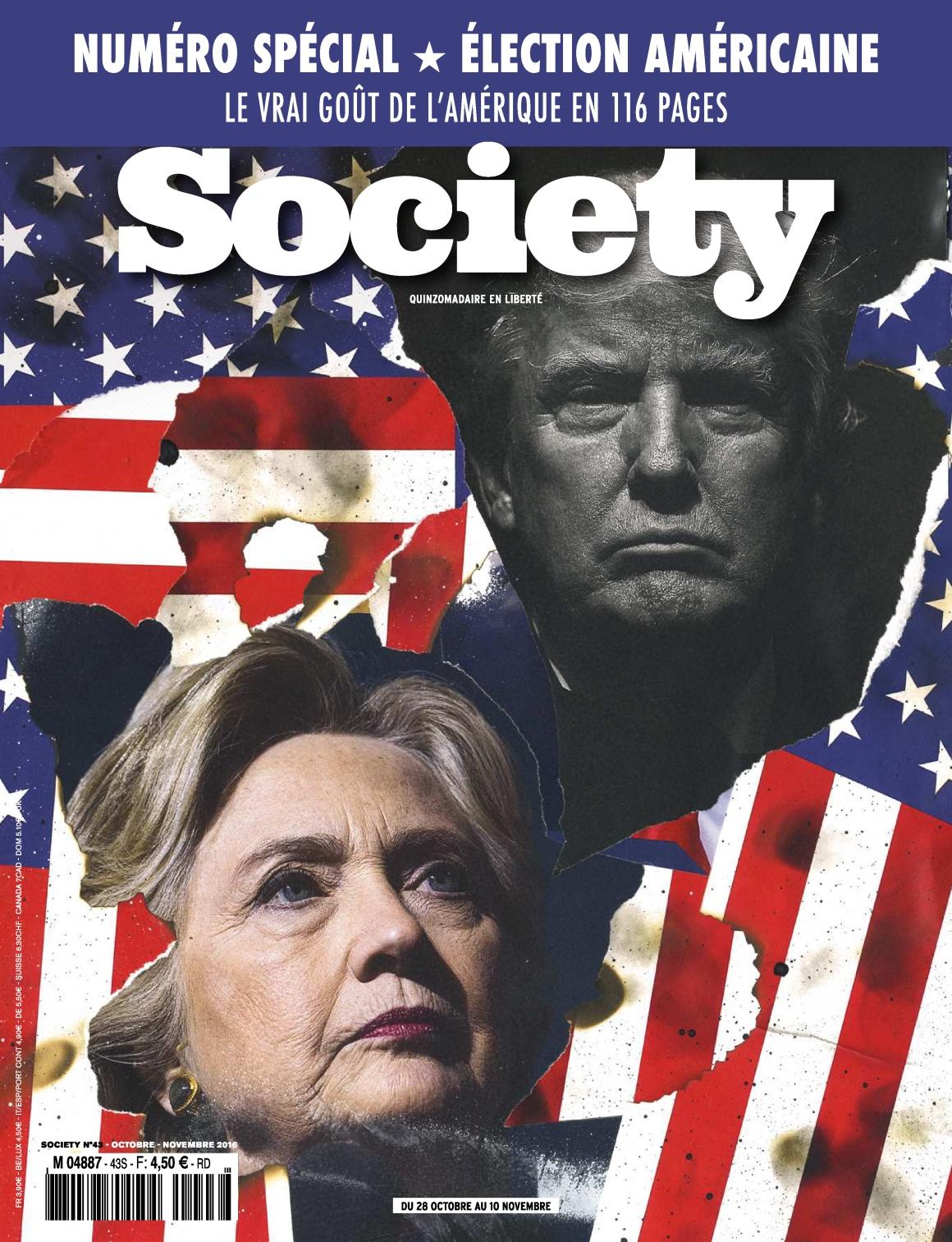 Society 43 - 28 Octobre au 10 Novembre 2016