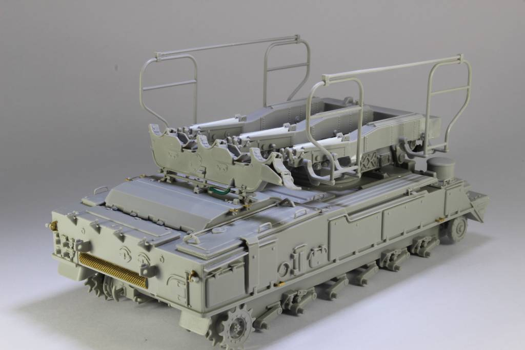 Montage Russia SA-6 Gainful ( 2K12 Kub ) Trumpeter 1/35 161029010116474540