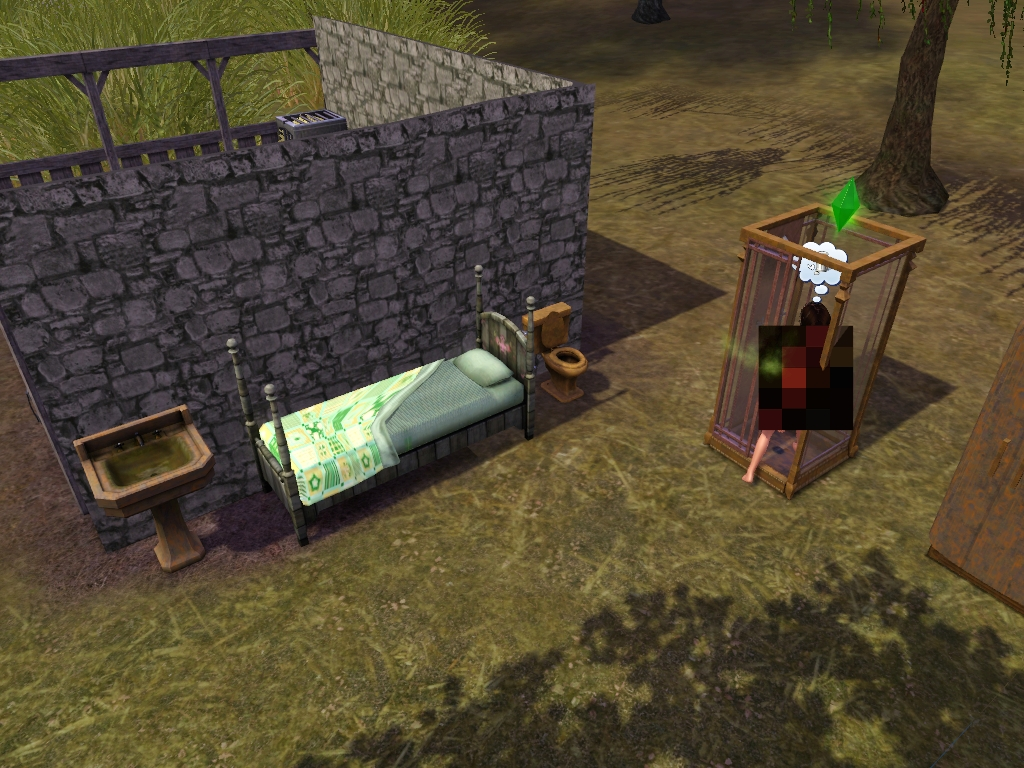 """[Challenge] Teens and Horses """"Sims 3"""" - Page 2 161102043739523120"""
