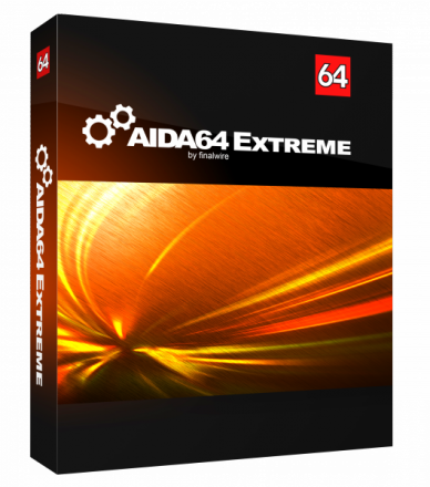 Poster for FinalWire AIDA64 Extreme Edition v5.80.4000
