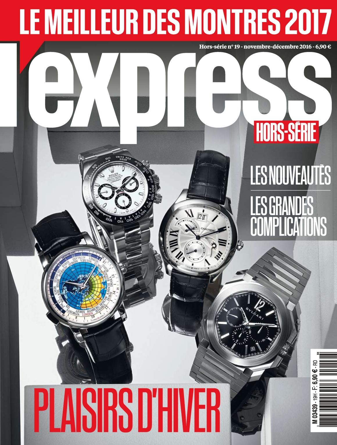L Express Hors-Série N°19 - Novembre/Décembre 2016