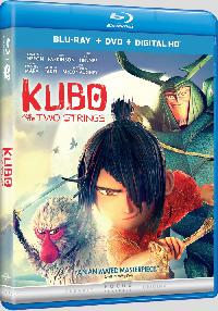 Kubo and the Two Strings(2016) poster image