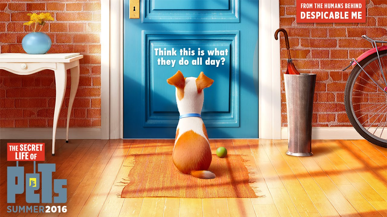 The Secret Life of Pets (2016) image