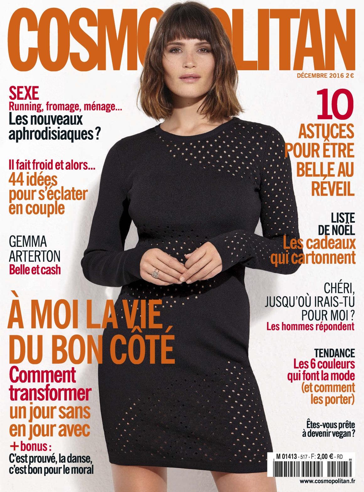 Cosmopolitan 517 - Décembre 2016