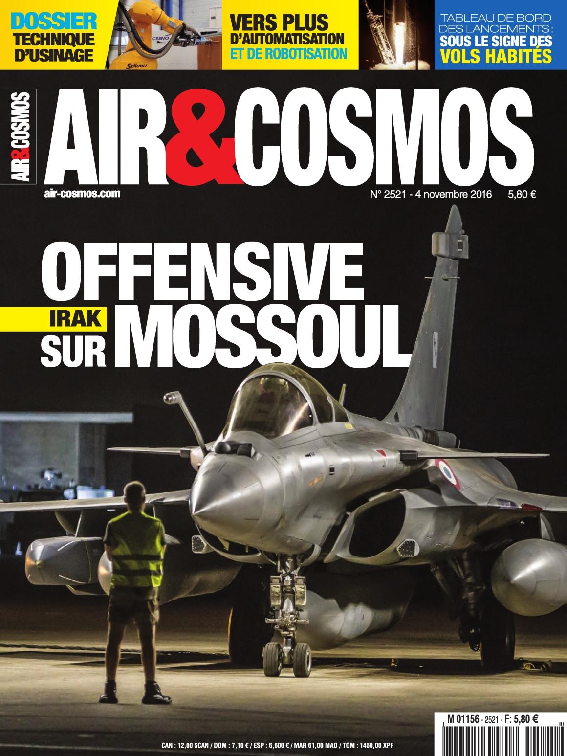 Air & Cosmos 2521 - 04 Novembre 2016