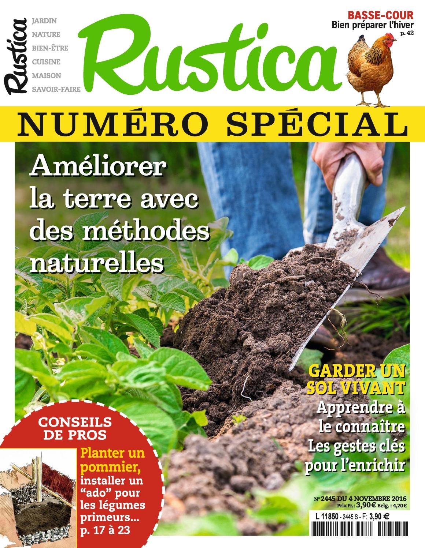 Rustica 2445 - 04 au 10 Novembre 2016