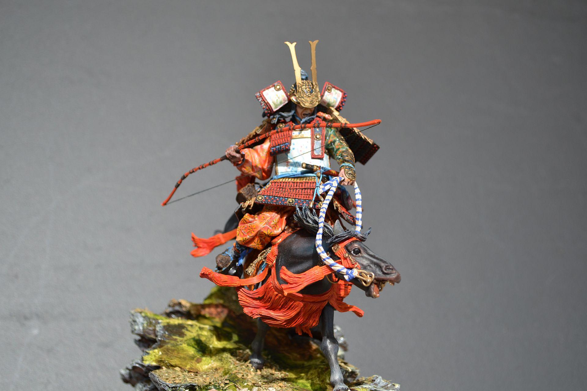 figurine pegaso - samouraï 90 mm - Page 3 161104013656223606