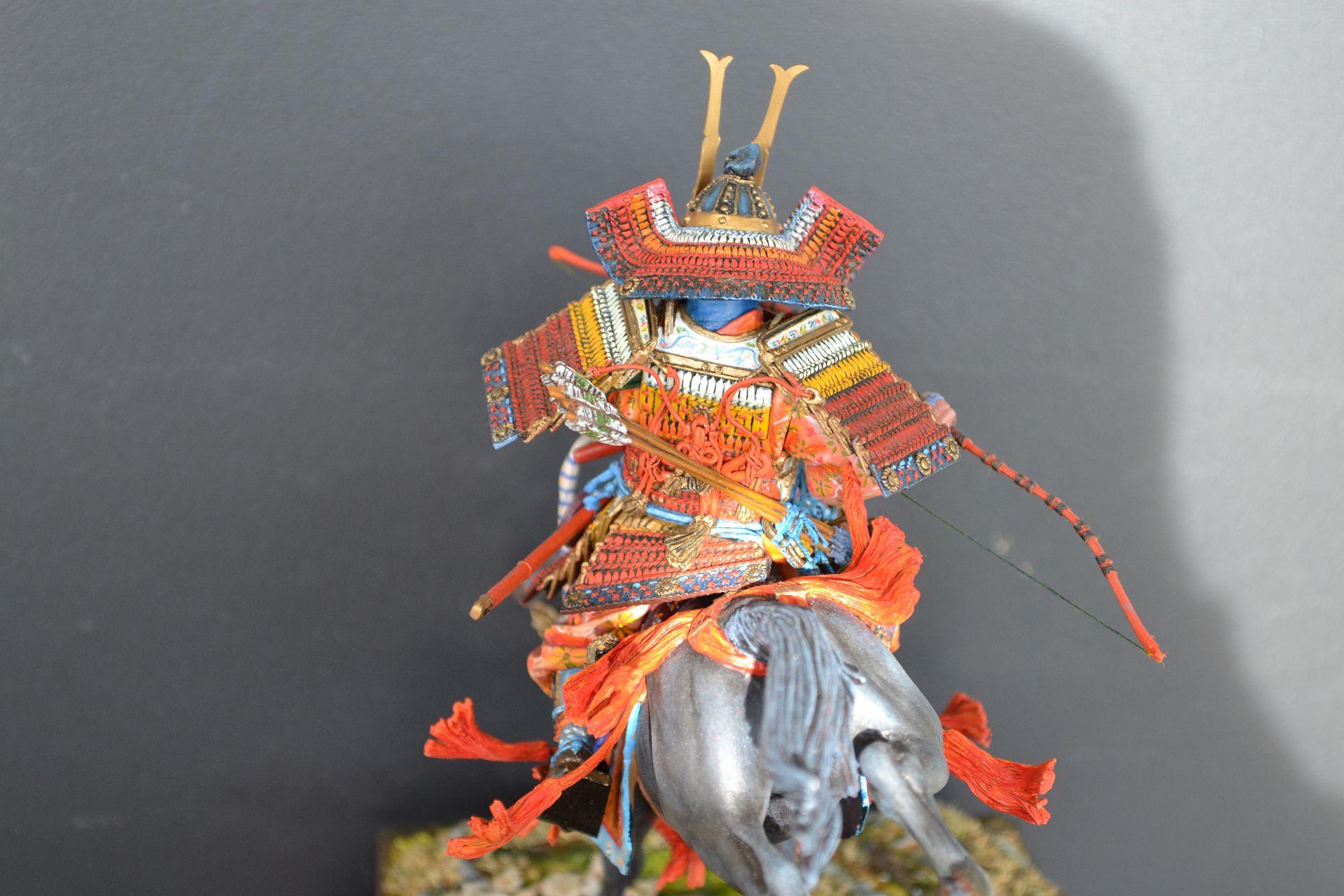 figurine pegaso - samouraï 90 mm - Page 3 161104013701138832