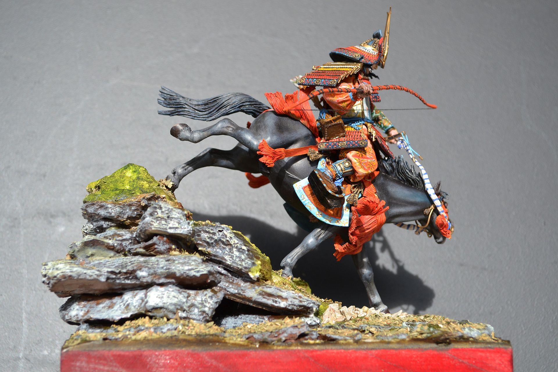 figurine pegaso - samouraï 90 mm - Page 3 161104013703760341
