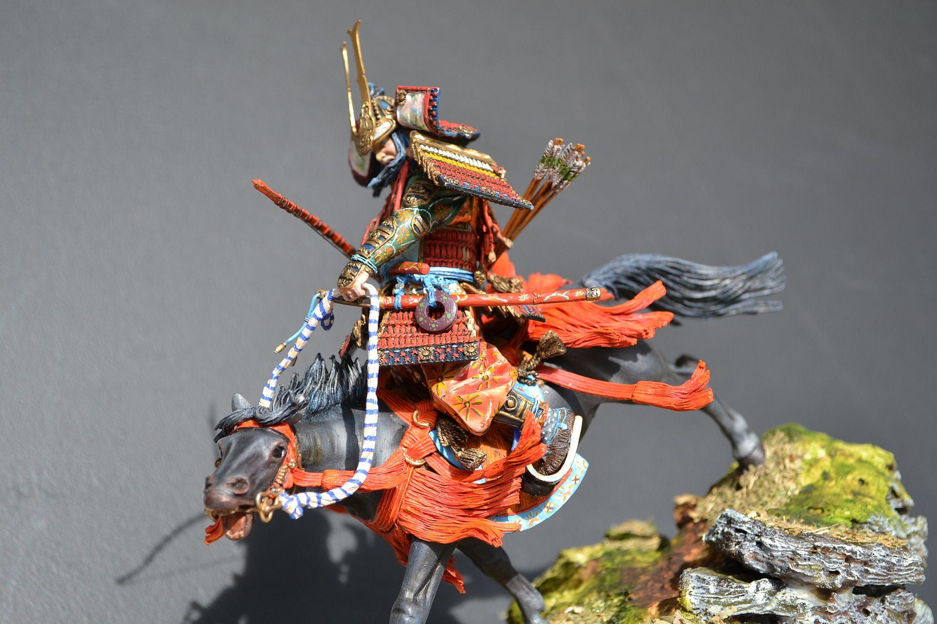 figurine pegaso - samouraï 90 mm - Page 3 161104013706291423