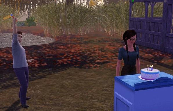 """[Challenge] Teens and Horses """"Sims 3"""" - Page 2 161106012509955815"""
