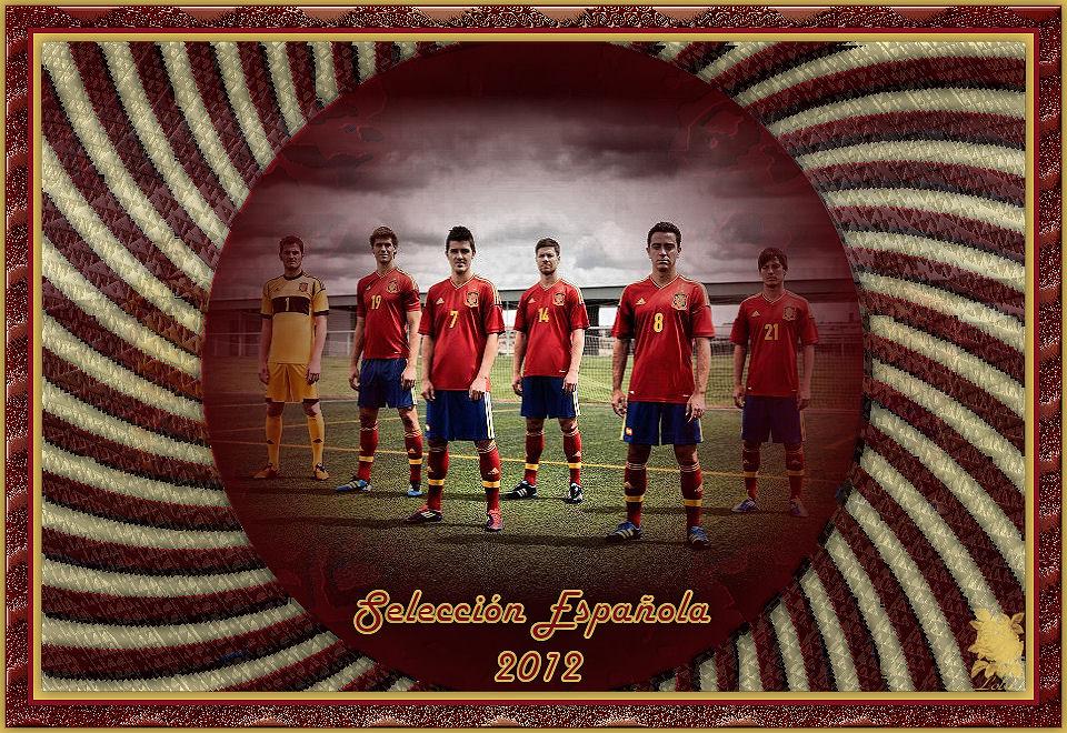 Selección Española 2012