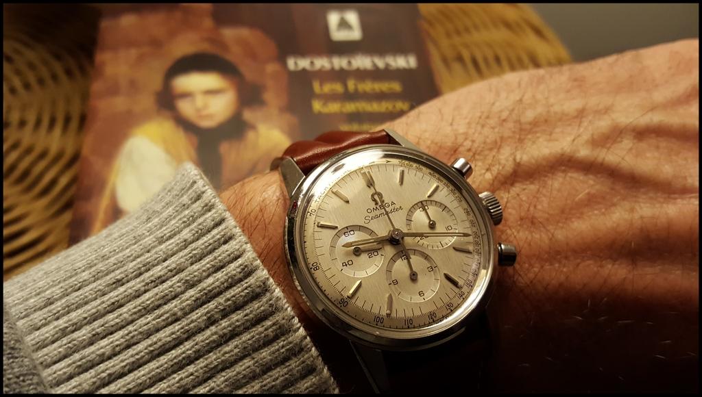 Breitling - La Vintage du jour - Tome V - Page 22 161108094237316475