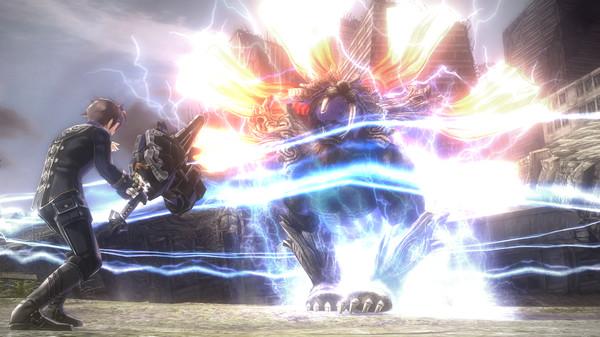 God Eater Resurrection image 1