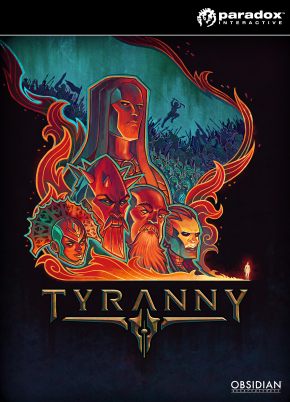 Poster for Tyranny