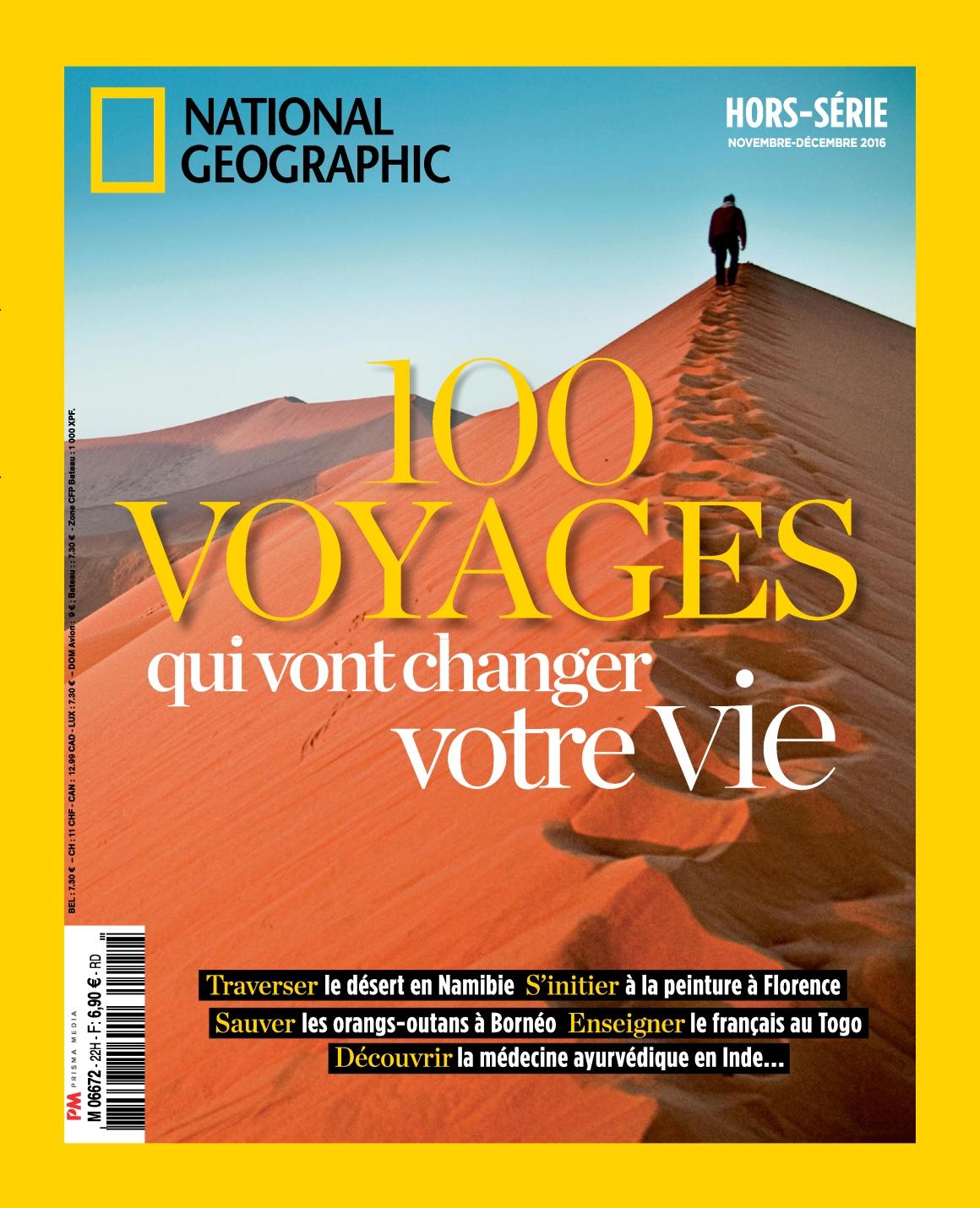 National Geographic Hors-Série N°31 - Novembre/Décembre 2016