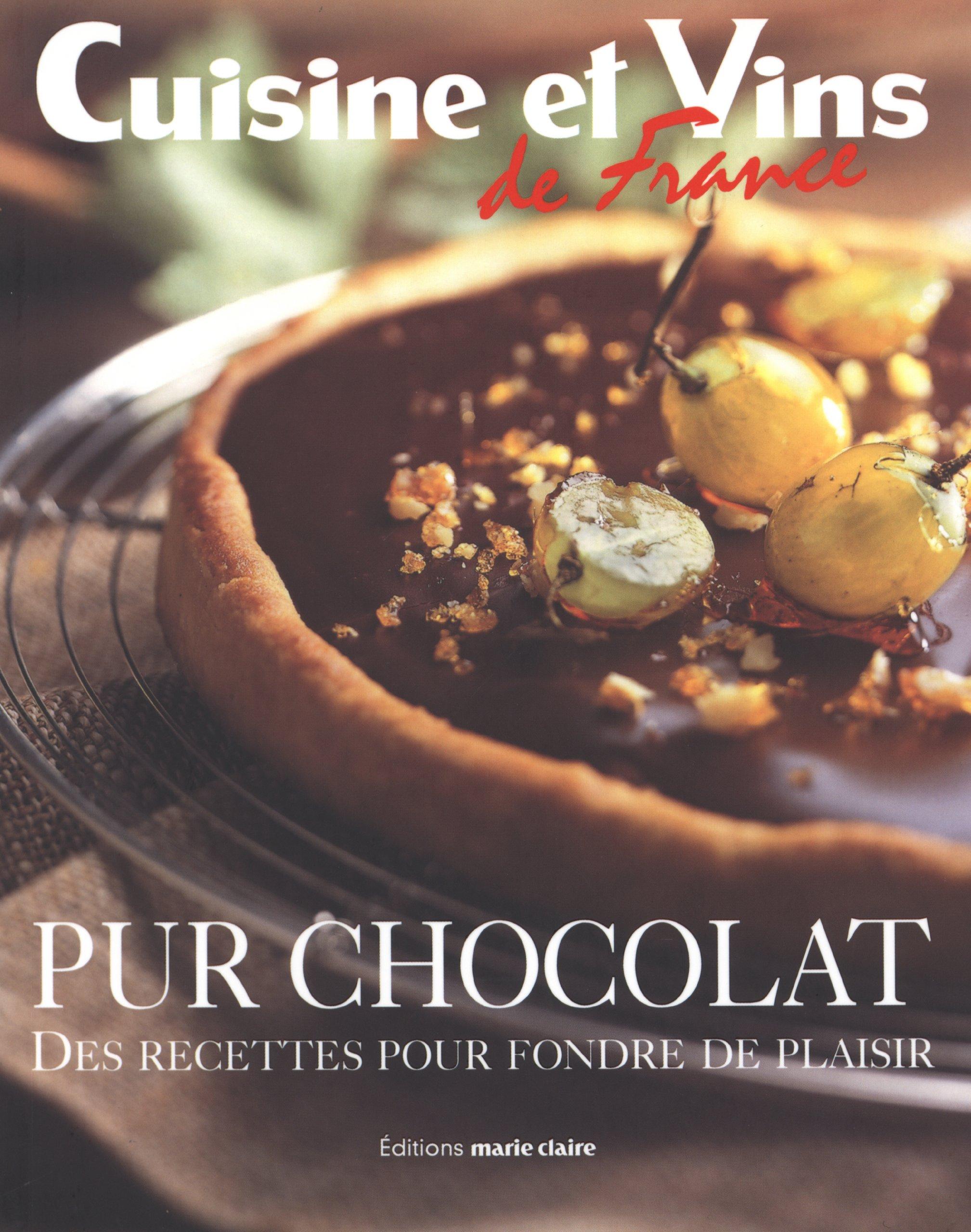 Pur chocolat : Des recettes pour fondre de plaisir