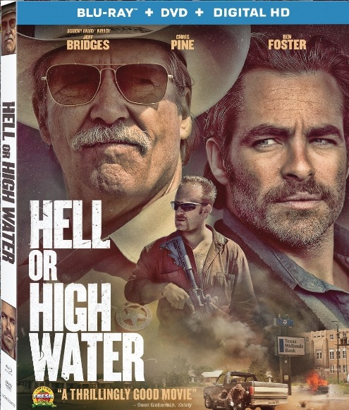 Hell or High Water(2016) poster image