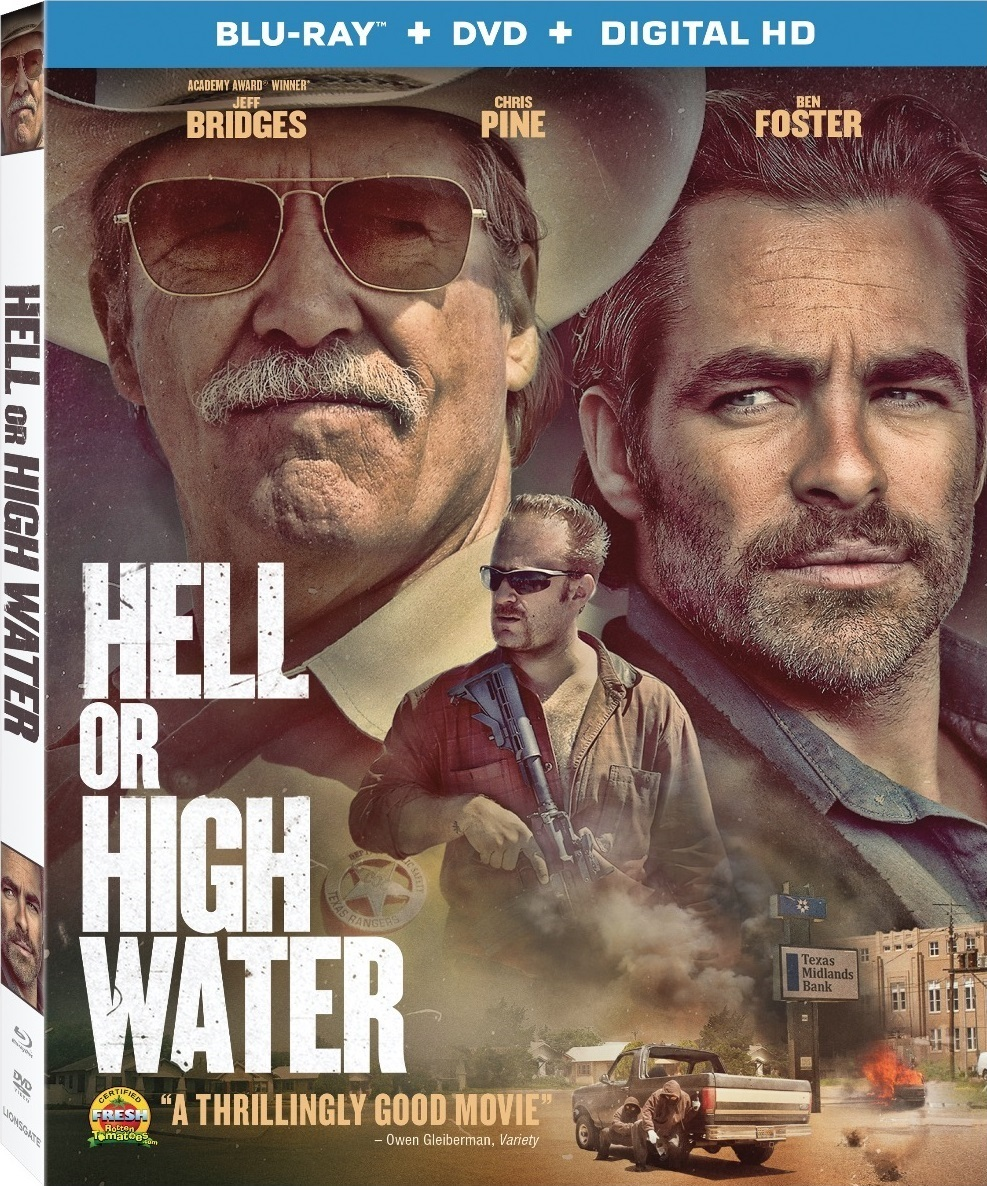 Hell or High Water (2016) poster image
