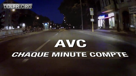 AVC chaque minute compte