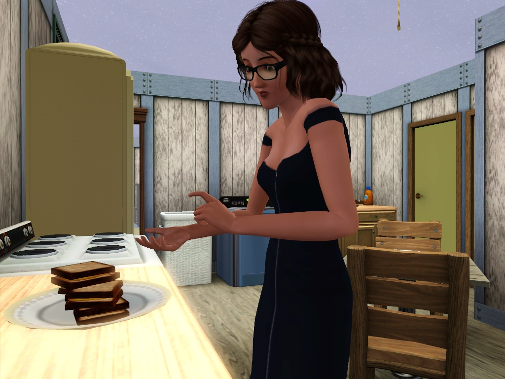 """[Challenge] Teens and Horses """"Sims 3"""" - Page 2 161112104553214784"""
