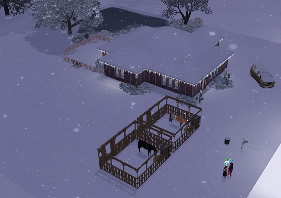 """[Challenge] Teens and Horses """"Sims 3"""" - Page 2 161112104554277790"""