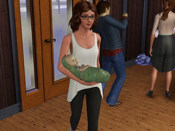 """[Challenge] Teens and Horses """"Sims 3"""" - Page 2 161112104555178676"""