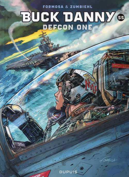 Buck Danny (2016) - tome 55 - Defcon one