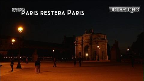 Paris restera Paris
