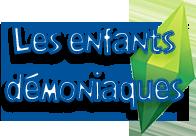 [Challenge Sims 4] Tranches de Sims: Les enfants démoniaques  161114081336190713