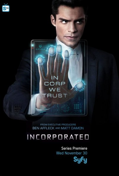 Incorporated {Sezon 01} (2016)