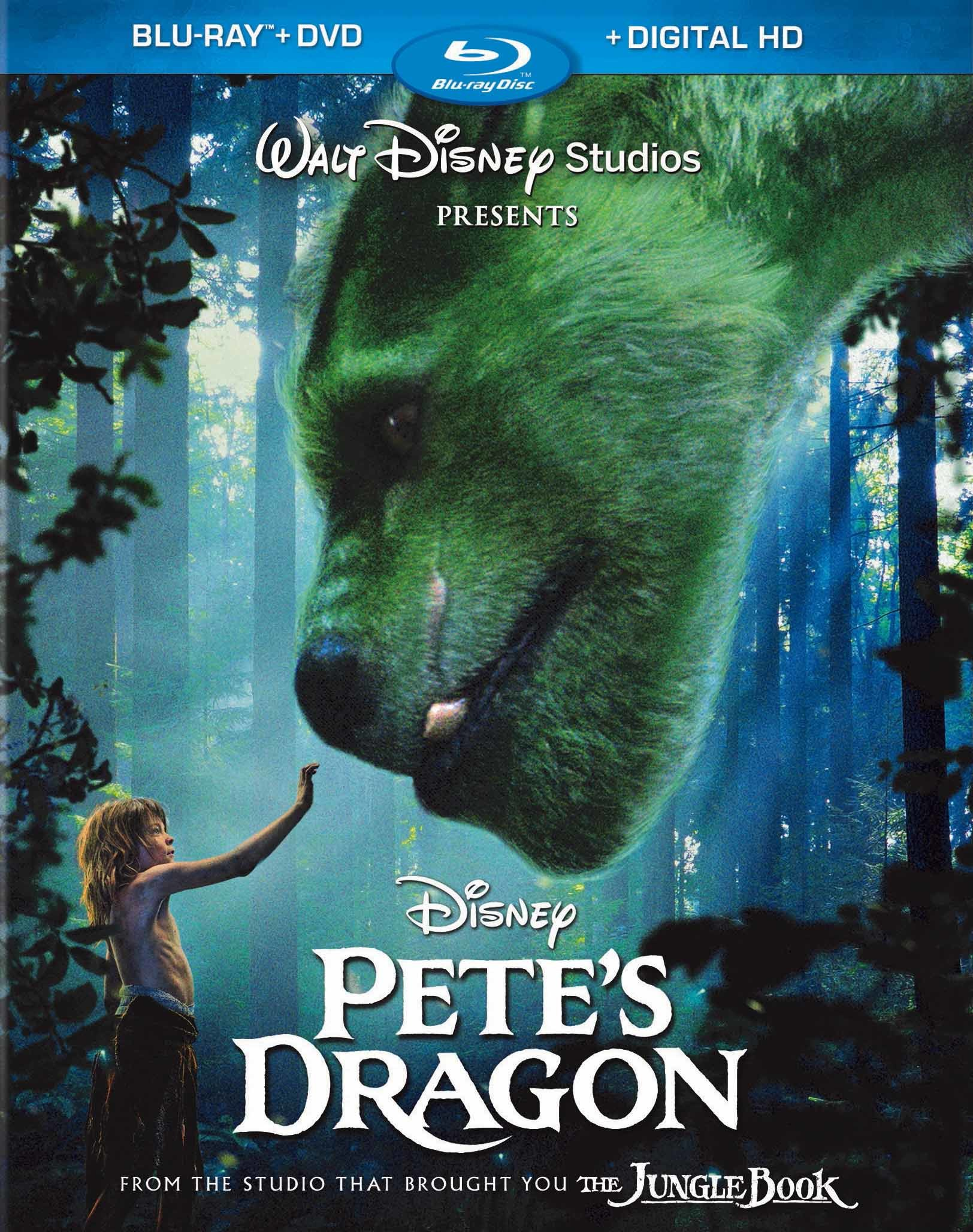 Pete's Dragon poster image