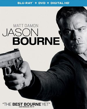 Jason Bourne (2016) poster image