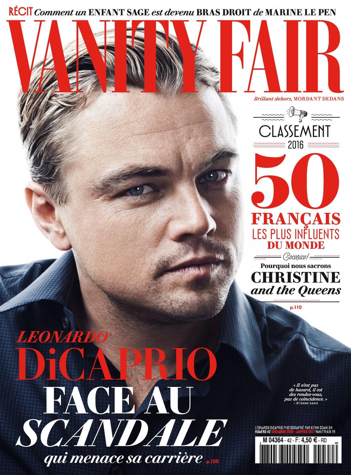 Vanity Fair 42 - Décembre 2016/Janvier 2017